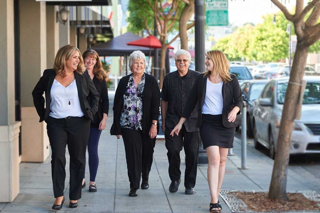 Street-Walking-Cohn-Loux-Team